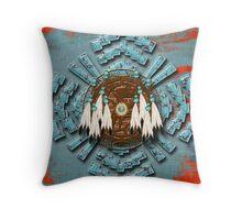 Native Dream Catcher Throw Pillow