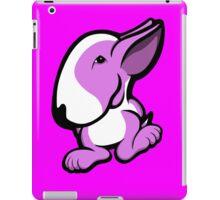 English Bull Terrier Stroll Lilac iPad Case/Skin