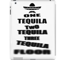 Tequila Party iPad Case/Skin