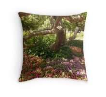 Prescott Park Throw Pillow