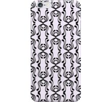 Little Black Flourishes iPhone Case/Skin