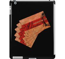 Will be my valentine iPad Case/Skin