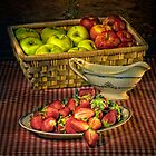 Strawberries by Alf Caruana