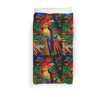 Parrot Paradise Duvet Cover