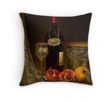 old masters series (print 1) Throw Pillow