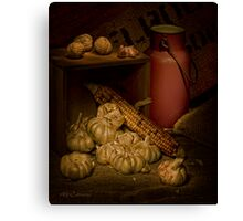 Old Masters Series (Print 9) Canvas Print