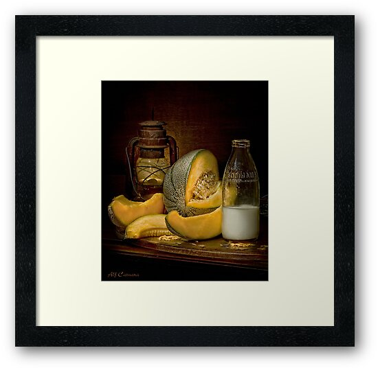 Old Masters Series (print 6)  by Alf Caruana