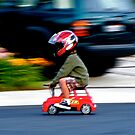 Go Speed Racer Go by abfabphoto