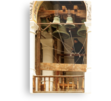 """""""For Whom the Bell Tolls"""" at Rila Monastery, Bulgaria Metal Print"""
