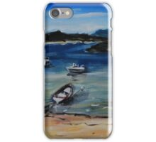 Lazy Day Coffin Bay iPhone Case/Skin