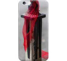 The Red Ribbon iPhone Case/Skin