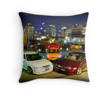 ORSM Fords Throw Pillow