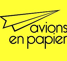 Paper Planes Extras: Yellow by M  Bianchi