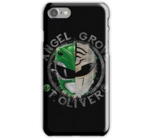 Tommy Oliver Power Rangers iPhone Case/Skin