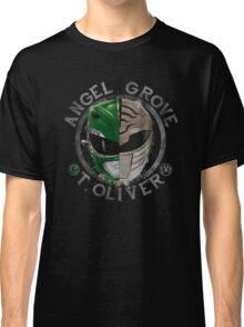 Tommy Oliver Power Rangers Classic T-Shirt