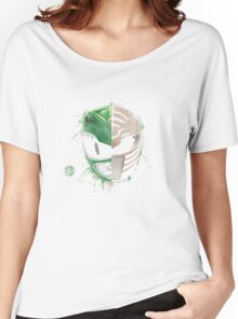 Tommy Oliver Power Rangers Women's Relaxed Fit T-Shirt