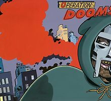 MF Doom Operation Doomsday (Cropped) by A-R-T