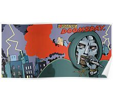 MF Doom Operation Doomsday (Cropped) Poster
