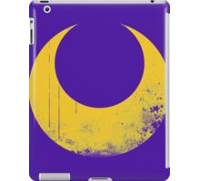 Sailor Moon grunge symbol iPad Case/Skin
