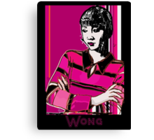 Anna May Wong 1920s Portrait  Canvas Print