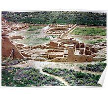 Anasazi Collection 4 Poster