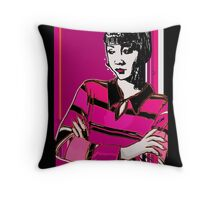 Anna May Wong 1920s Portrait  Throw Pillow