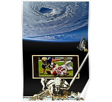 Satellite Television Poster