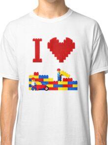 Build it Higher Classic T-Shirt