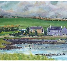Cresswell Quay by WILT