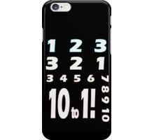 It hit the charts like: iPhone Case/Skin