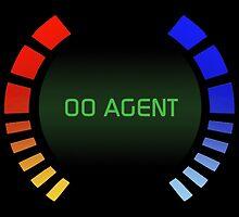 00 Agent by thehookshot