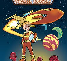 The Adventures of Jonnie Rocket by John Chapman