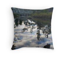 Eureka Creek Throw Pillow