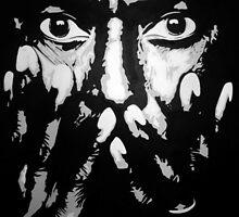 Miles Davis by Michael John