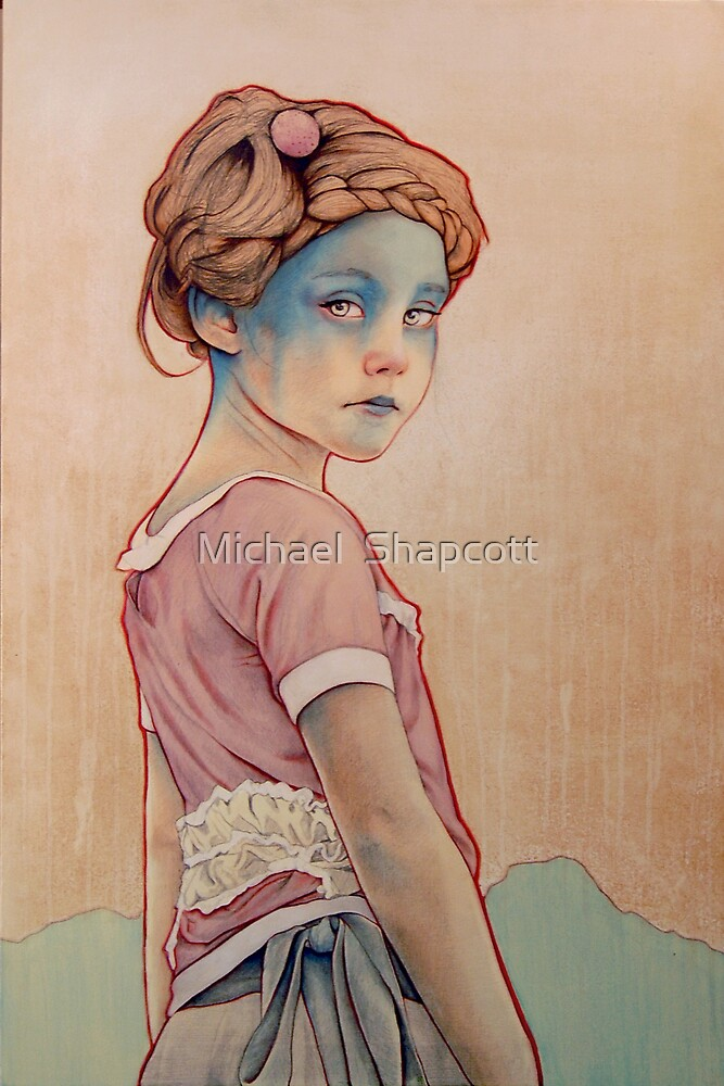 Within White by Michael  Shapcott