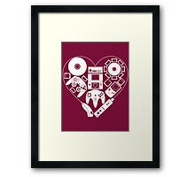 Nintendo Love Framed Print