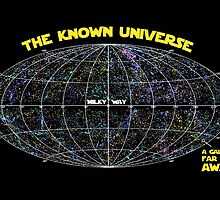 Known Universe by thehookshot