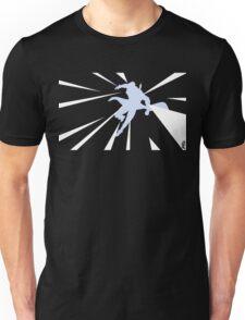JoJo's Bizzare Adventure - Jotaro Silhouette (White) Unisex T-Shirt