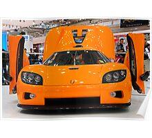 The Koenigsegg CCX Poster