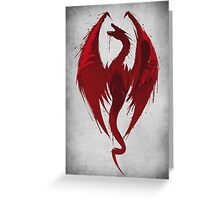 Smaug's bane Greeting Card