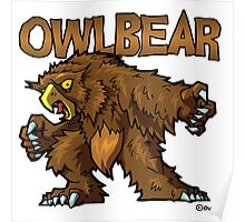Owlbear Poster