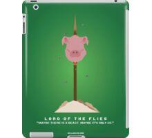 Literary Classics Illustration  Series: Lord of the Flies iPad Case/Skin