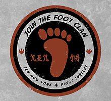 Foot Clan Recruitment by thehookshot