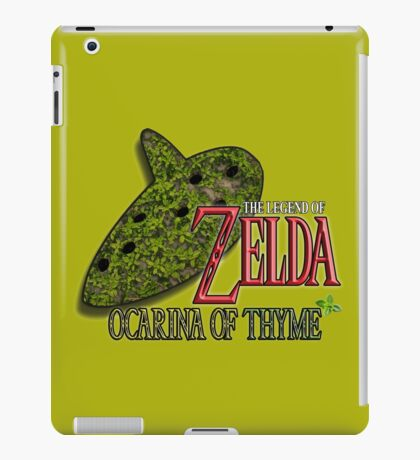 LoZ The Lost Chapter iPad Case/Skin