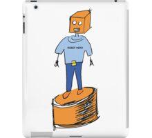 Robot Hero iPad Case/Skin