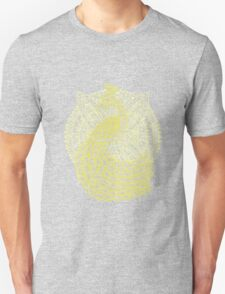 The Gold Peacock T-Shirt