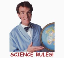 Bill Nye the Science Guy by jimmypee