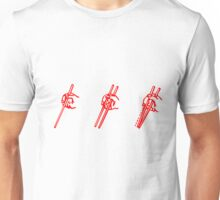 may be used for self-defence Unisex T-Shirt