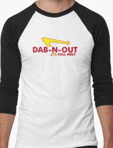 DAB-N-OUT Full Melt Men's Baseball ¾ T-Shirt