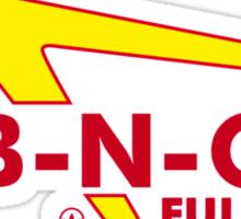 DAB-N-OUT Full Melt Sticker